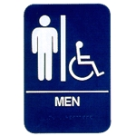 restroom signs for your commercial and public bathrooms